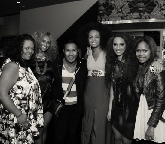 The Organisers, Designer & some of our models
