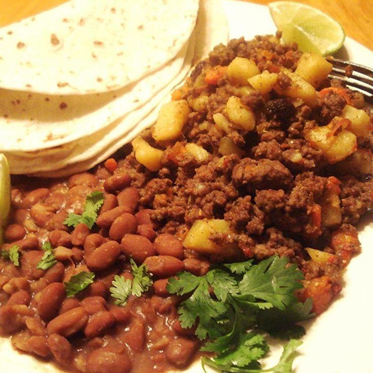Mexican picadillo picadillo mexicano recipe mexican for Mexican fish dishes