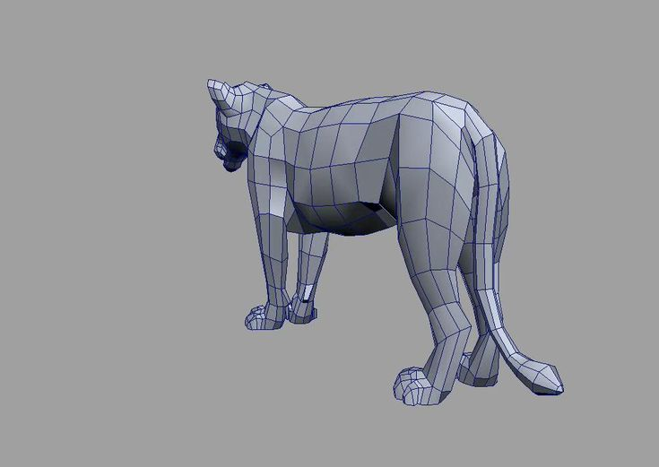 tiger wireframe http://www.foundation3d.com/forums/attachment.php?attachmentid=18426&d=1228063238