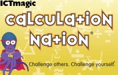 This is a superb maths site with flash games on perimeter, area, factors, fraction, multiples and many more. Play against the computer or challenge your friends. A free sign up is required.