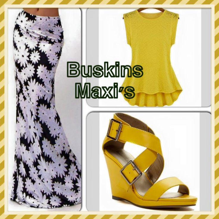 """Maxi skirt w/accessories. Shop now on the site! www.laurnetleggings.com"