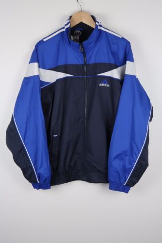 ce28dbeb69a9 Vintage-ADIDAS-90-039-S-BLUE-BLACK-SHELL-JACKET-TRACK-TOP-SIZE-LARGE ...