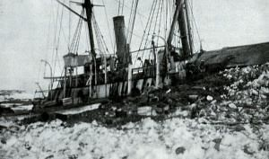 Danmark Expedition, 1906–1908;The goal of the Danish Danmark Expedition led by Ludvig Mylius-Erichsen (1872–1907) was to map a then-unknown section of the coast of northeast Greenland.