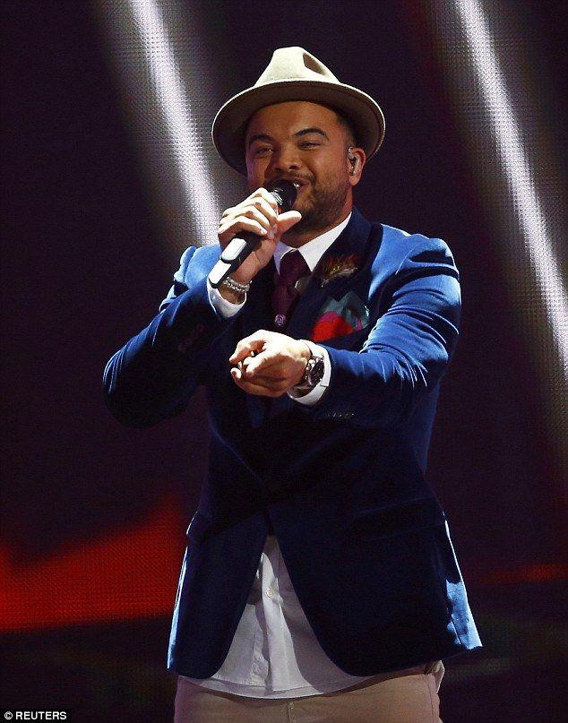 Guy Sebastian 'pumped' with fifth-place finish in Eurovision 2015 Song Contest Guy Sebastian Eurovision #GuySebastianEurovision
