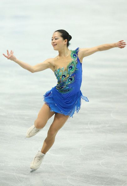 Akiko Suzuki Photo - ISU Four Continents Figure Skating Championships - Day 3