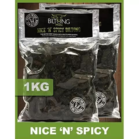 Nice 'n Spicy on sale! The Biltong Man @ Amazon.co.uk:
