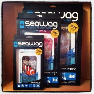 Rain, hail or shine, Take it anywhere, Seawag is perfect for everyone to enjoy..