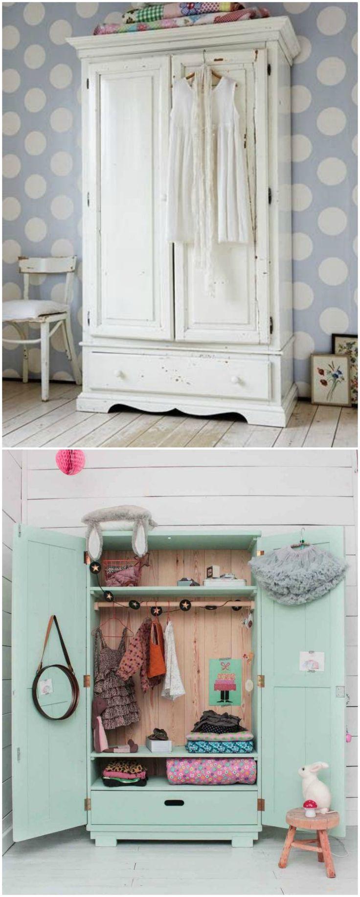 M s de 25 ideas fant sticas sobre muebles antiguos en for Muebles restaurados vintage