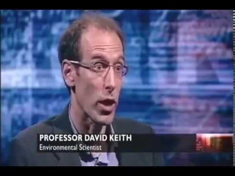 BBC HARDtalk WIth Head Scientist David Keith! - A Must Watch!