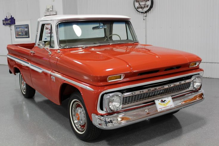 Chevrolet pickup C10