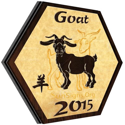 Sheep Horoscope 2015: This is your year, people born in the Year of the Sheep 2015. Be it business, love or health, everything will be in your favor this year