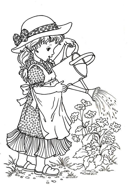 63 best Kate greenaway images on Pinterest | Drawings, Children ...