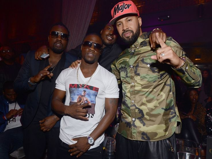 Kevin Hart being sued by a Miami club