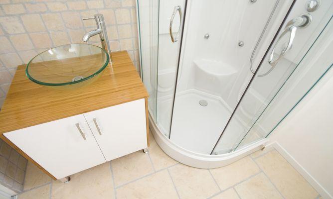 Mamparas Para Baño Caseras: de limpiar el baño, una de las zonas más críticas es la mampara de