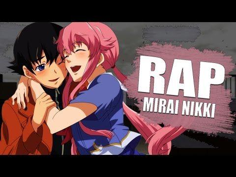 MIRAI NIKKI RAP - Historia Sin Fin | Briox MC (REMAKE) - YouTube