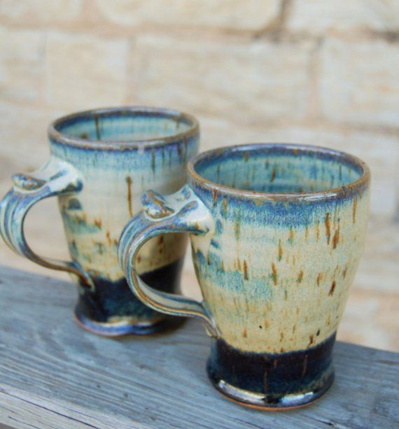 Strong coffee or a hot toddy - either way, my pick would definitely be gorgeous handmade pottery.  #sarahrichardson