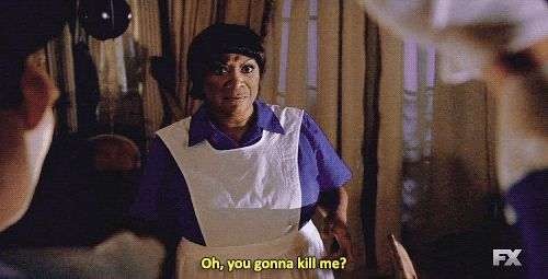 Pin for Later: The 25 Best American Horror Story Guest Stars Patti LaBelle as Dora Moving on to Freak Show, legendary singer LaBelle appeared in five episodes as Dora, Gloria's maid who is murdered by Dandy.