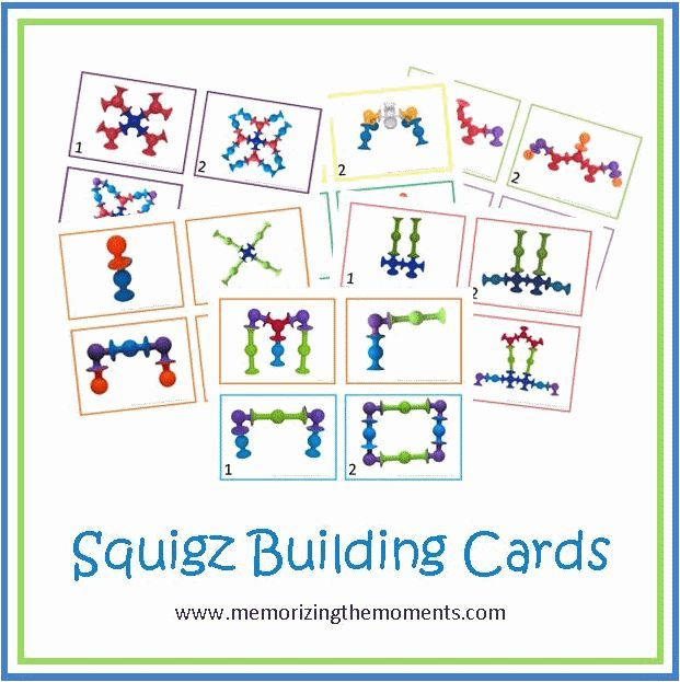 Fat Brain Toys Squigz Starter Set, 24 Piece Squigz are fun little suckers. Apply pressure to two Squigz. Air rushes out and the fun rushes in.