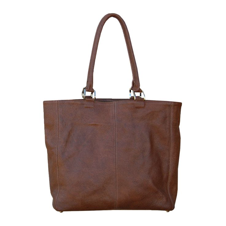 ekzyle.com - Brown Leather Tote bag, $444.00 (http://www.ekzyle.com/brown-leather-tote-bag/)