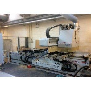Weeke BHC550 CNC Machining centre 2002
