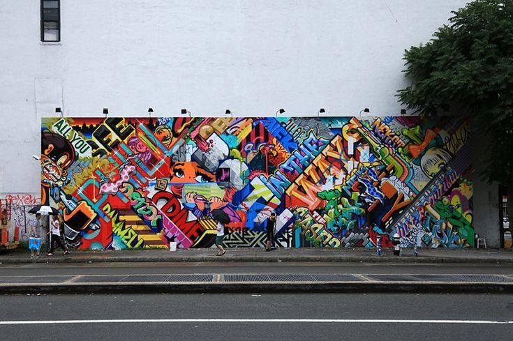 198 best street art images on Pinterest | Murals, Street ...