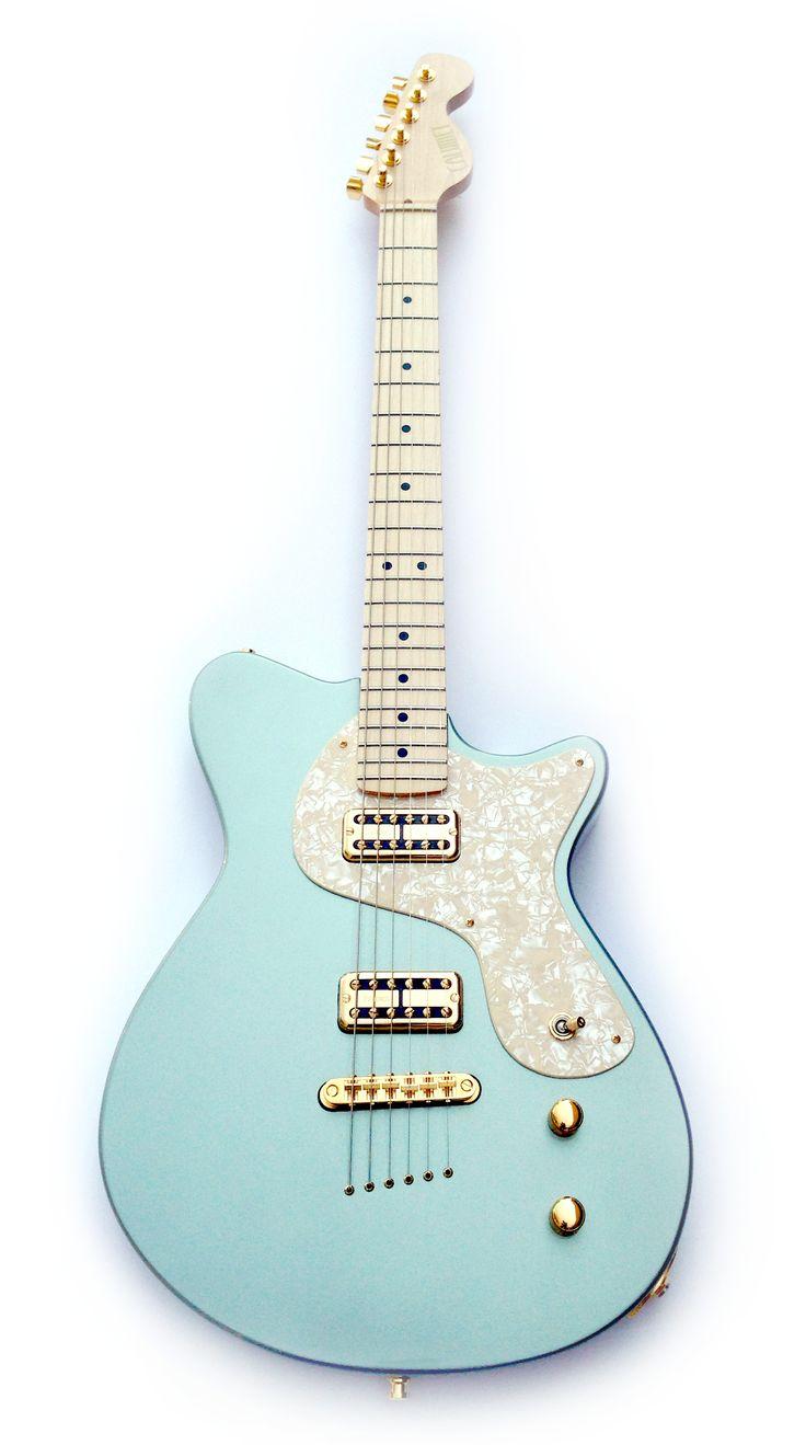 Jade Mist Calumet Stronzetta Guitar