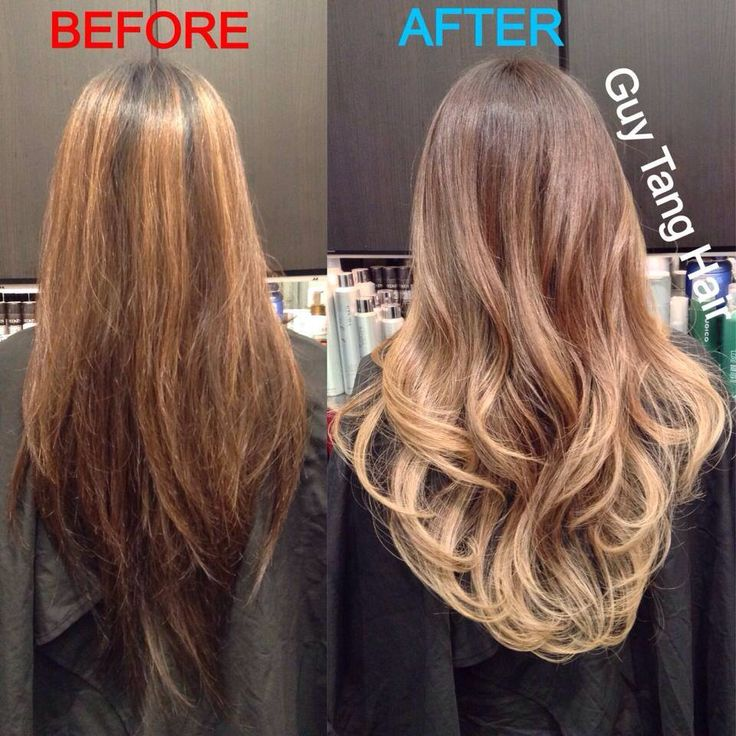 Guy Tang Hair Before Amp After Pinterest Guy Tang