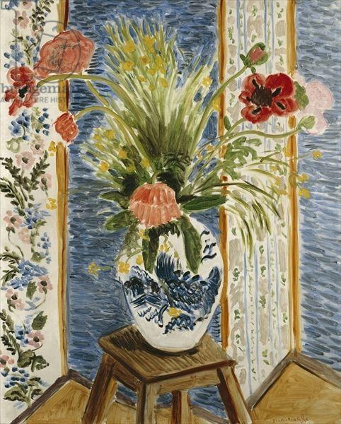 Matisse, Henri (1869-1954) Poppies, c.1919 (oil on canvas)