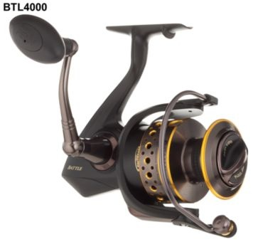 Spinning reels spinning and bass pro shop on pinterest for Bass fishing spinning reels