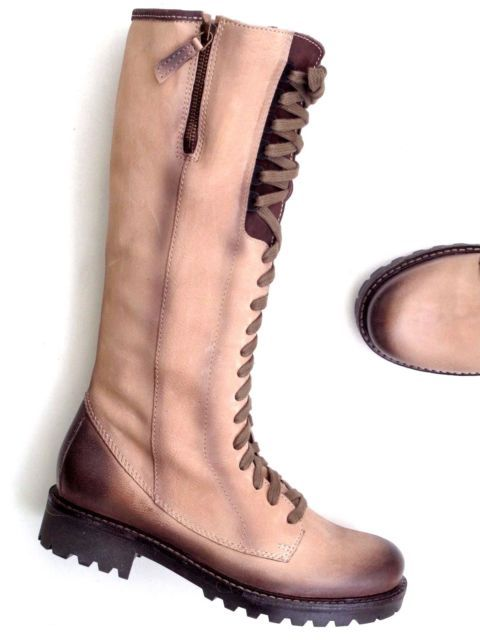 NEW ** Cocama & Me *, - Chic Boots/Leather/Vario-Shaft, Size 40 ** NEW   eBay