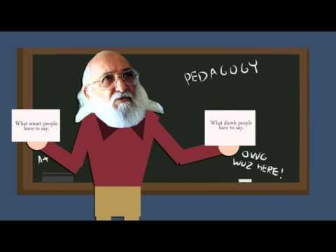 Pedagogy of the Oppressed - A 5-10 Minute Tour. - YouTube