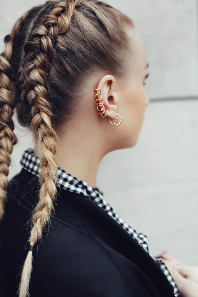 90s Braids You'll Love to Wear this Summer