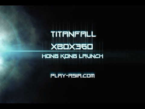 """Titanfall Xbox 360 Hong Kong Launch Event! (+playlist) an interview with Abbie Heppe at Respawn Entertainment who is also the voice of """"sarah"""" in the game."""
