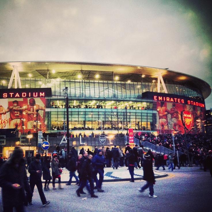 Emirates Stadium London Map Emirates Stadium London