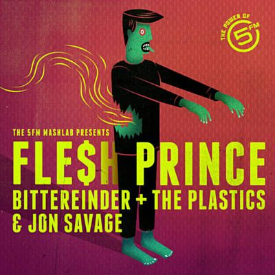 Found The Flesh Prince by Bittereinder Plastics & Jon Savage with Shazam, have a listen: http://www.shazam.com/discover/track/103370590