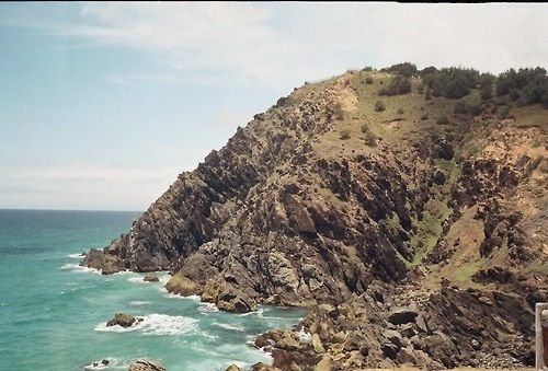 Easterly point// Byron bay