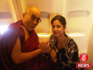 Picture alert! Katrina Kaif shares a picture with Dalai Lama to wish him on this birthday!