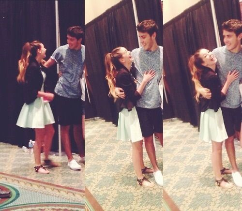 The height difference between zalfie will be the end of me.