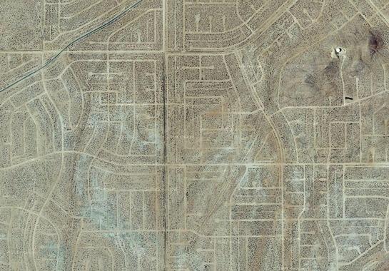 California City: The Unbuilt Suburb | Atlas Obscura