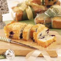 Blueberry Colada Bread