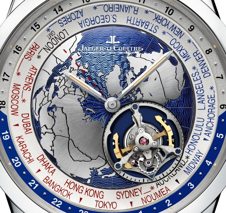New for SIHH 2017, Jaeger-LeCoultre has introduced the latest in their Geophysic collection the Geophysic Tourbillon UTC. This new timepiece features a world timer with the brand's patented Gyrolab balance-equipped tourbillon and marks the first time that a flying tourbillon and a world timer have...
