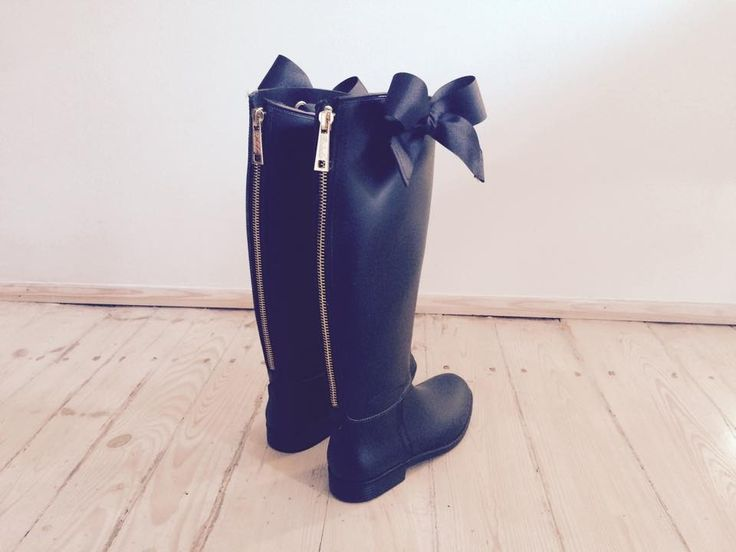 wellies, rain boots, bow, Rubbeires