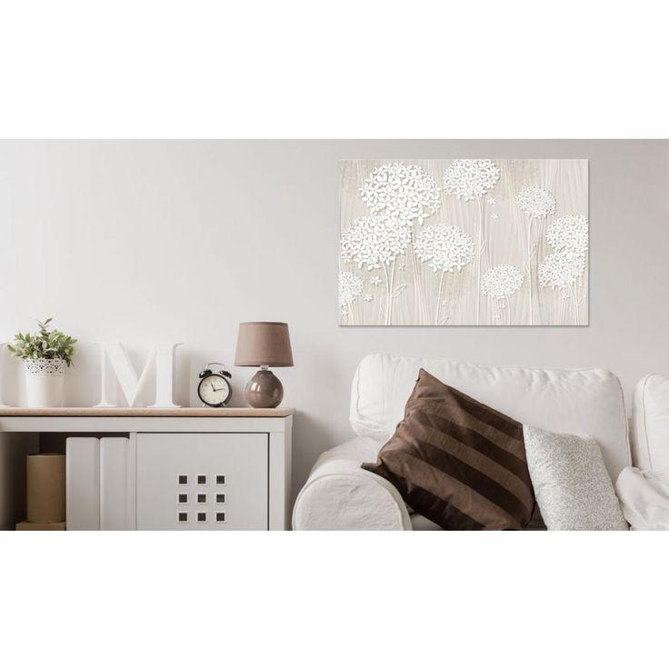 Intérieurs claires et chaleureux - voici l'essentiel du style Hygge. Dans la galerie Artgeist vous trouverez des tableaux originaux inspirés de ce style #intérieurs #hygge #stylehygge #tableau #tableaux #fleurs #artgeist #intérieurmoderne