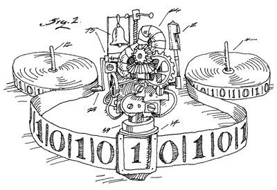 #148 ❘ La machine de Turing ❘ 1936 ❘ Alan Turing (1912 - 1954)