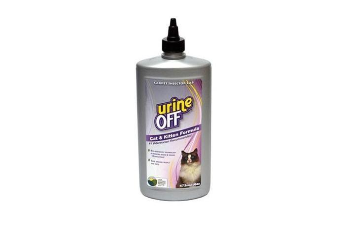 La Tienda de los Gatos: Urine off 16oz -   Precio: $179.00  Urine Off Cat & Kitten se encargará de remover los olores y manchas difíciles de orina de manera permanente.