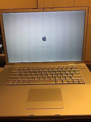 "Apple MacBook Pro A1226 15.4"" Laptop - MA895LL/A (June 2007)"