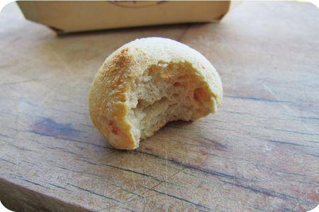 Pao de queijo, pain au fromage (Brésil)