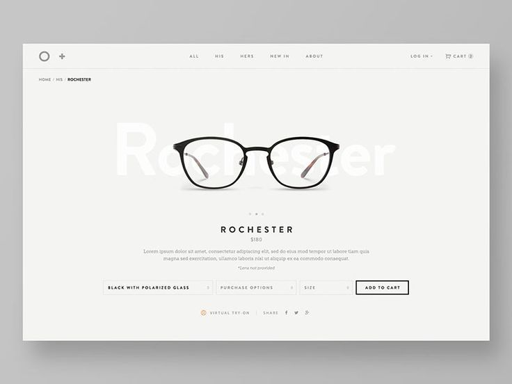 E-commerce Website by Catherine Irma Elita