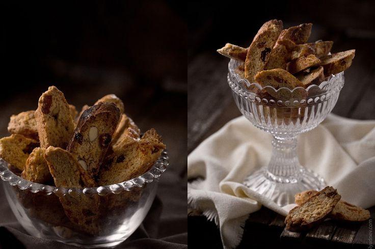 Biscotti (alebo cantuccini) — Bratilicious recipe
