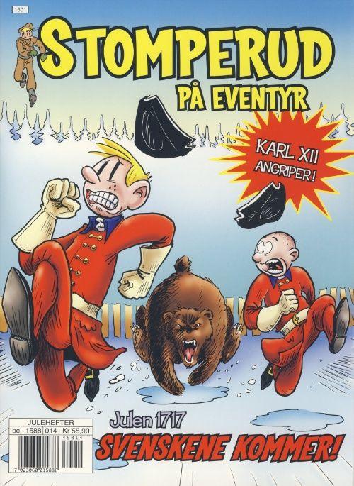 Detaljer for Stomperud på eventyr Karl XII angriper! 2014